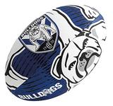 Steeden NRL Canterbury Bulldogs Supporter Ball - 28cm