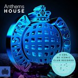 Anthems House by Various Artists