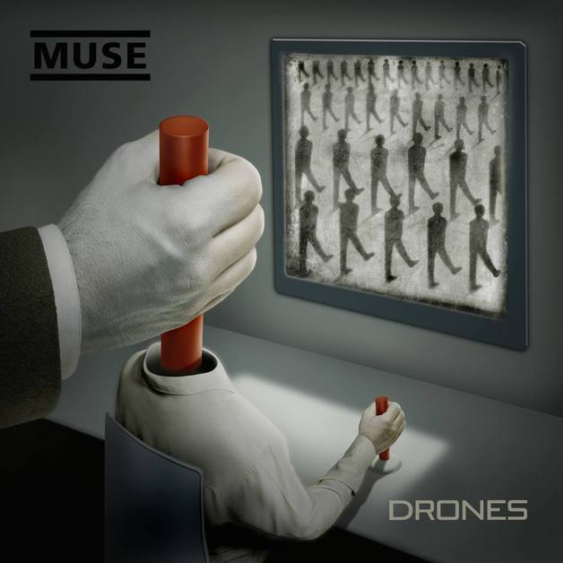 Drones (CD/DVD Edition) by Muse