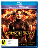 The Hunger Games: Mockingjay Part One (Blu-ray/Ultraviolet) on Blu-ray
