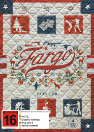 Fargo: The Complete Second Season on DVD