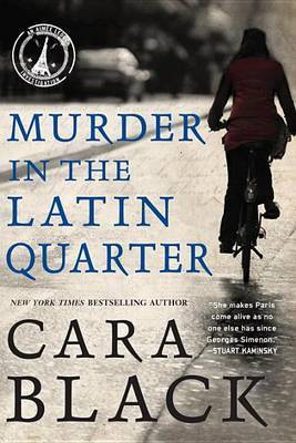 Murder in the Latin Quarter by Cara Black image