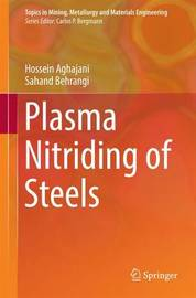 Plasma Nitriding of Steels by Hossein Aghajani