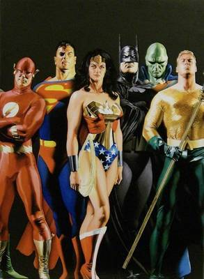 Worlds Greatest Super Heroes by P. Dini