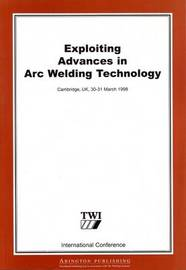 Exploiting Advances in Arc Welding Technology by Gyoujin Cho image