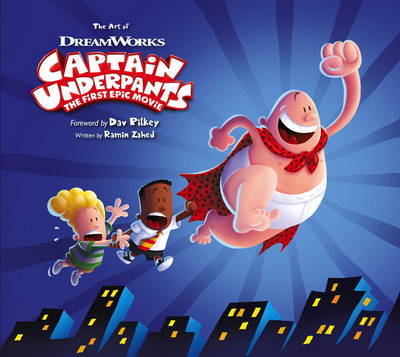 The Art of Captain Underpants by Ramin Zahed image