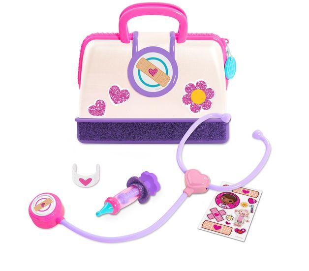 Disney: Doc McStuffins - Doctors Bag Playset