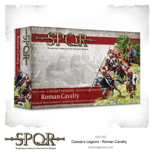 SPQR: Caesar's Legions Roman Cavalry