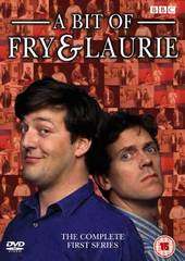 Bit Of Fry And Laurie, A - Complete Series 1 on DVD