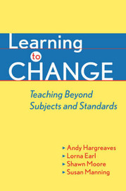 Learning to Change by Andy Hargreaves