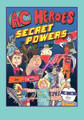 AC Heroes, Secret Powers by Ron Knight image
