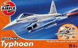 Airfix - Quickbuild Eurofighter Typhoon Model Kit