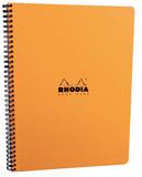 Rhodia Classic A4+ Notebook Microperf L&M - Orange