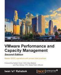 VMware Performance and Capacity Management - by Iwan Rahabok