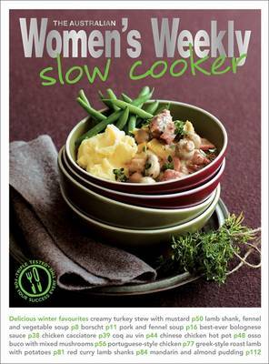 AWW: Slow-Cooker by The Australian Women's Weekly