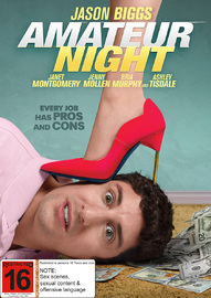 Amateur Night on DVD