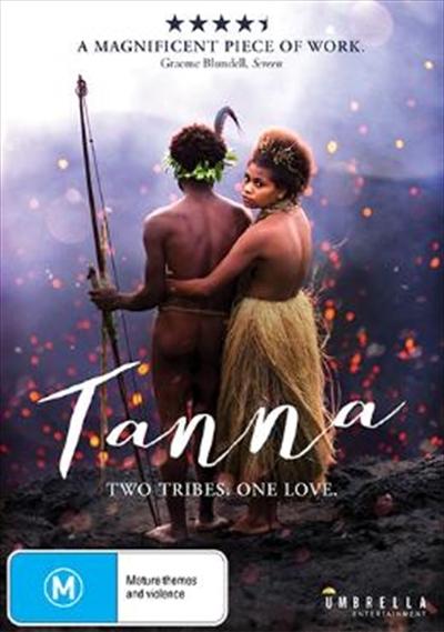 Tanna on DVD image