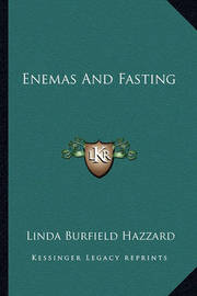 Enemas and Fasting by Linda Burfield Hazzard image