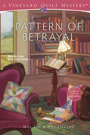 Pattern of Betrayal by Amy Lillard