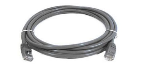 8Ware: RJ45M Cat5E Network Cable - 1m (Grey)
