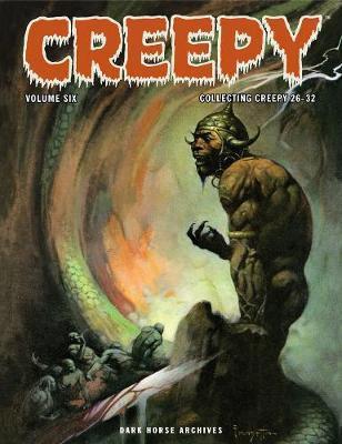 Creepy Archives Volume 6 image