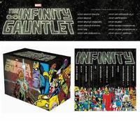 Infinity Gauntlet Box Set Slipcase by Jim Starlin
