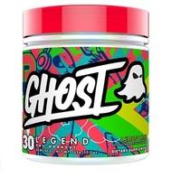Ghost Lifestyle Legend Pre-Workout - Lemon Lime (30 Serves)