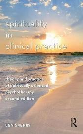 Spirituality in Clinical Practice by Len Sperry image