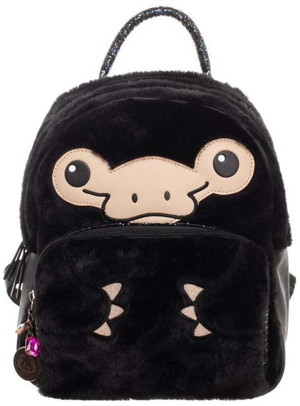 ce9205c1207 Fluffy Niffler - Mini Backpack