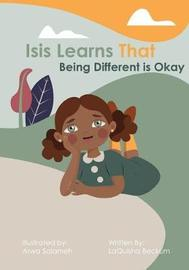 Isis Learns that Being Different is Okay by Laquisha Beckum image