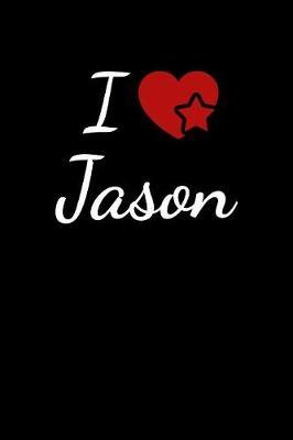 I Love Jason by Soulmate Lovers Publishing image