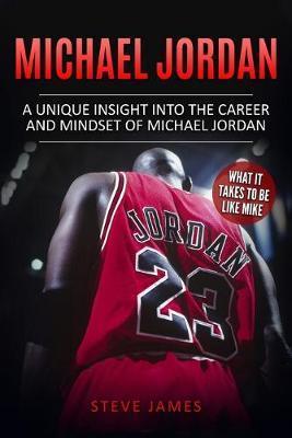 Michael Jordan by Steve James