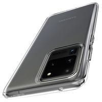 Spigen: Liquid Crystal Case for Samsung Galaxy S20 Ultra - Crystal Clear