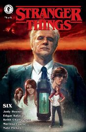 Stranger Things: Six - #4 (Cover A) by Jody Houser
