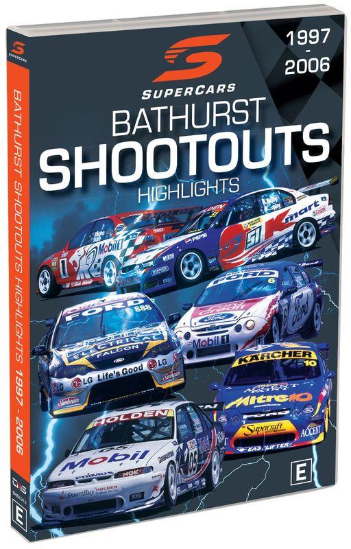 Supercars: Bathurst Shootouts 1997-2006 on DVD