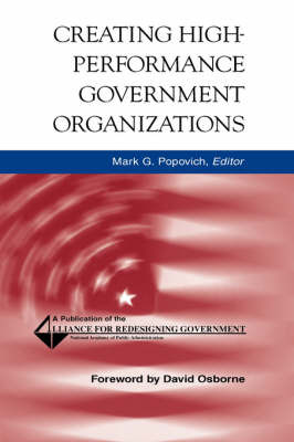 Creating High-Performance Government Organizations image
