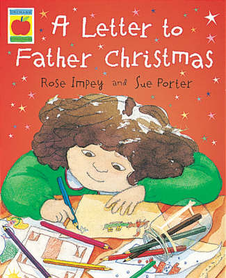 A Letter to Father Christmas by Rose Impey image