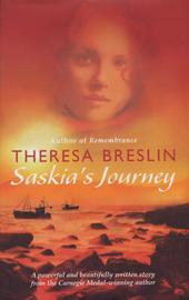 Saskia's Journey by Theresa Breslin image