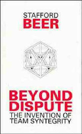 Beyond Dispute by Stafford Beer image