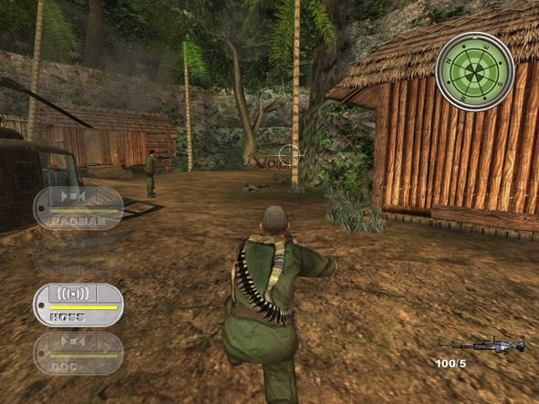 Conflict: Vietnam for PlayStation 2 image