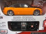 Maisto Tech R/C Car - 1/24 Dodge Charger SRT8 2006