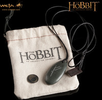 The Hobbit An Unexpected Journey Stone Pendant - Mark of Gandalf