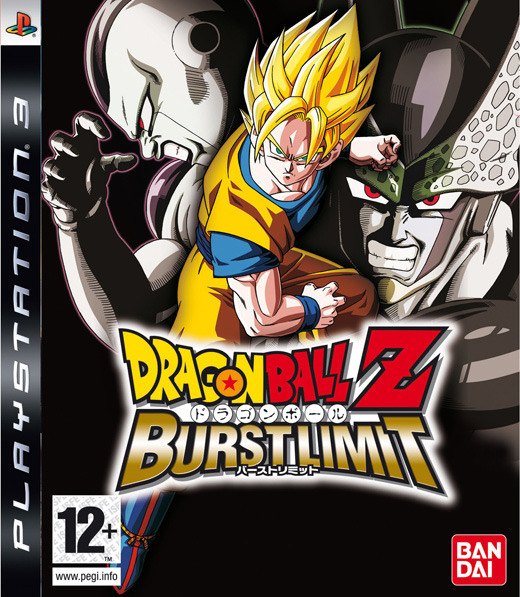 Dragon Ball Z: Burst Limit for PS3