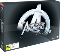 Avengers Earth's Mightiest Heroes Season 2 Collector's Set (Limited Release) (4 Disc Set) on DVD