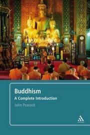 Buddhism by John Peacock image
