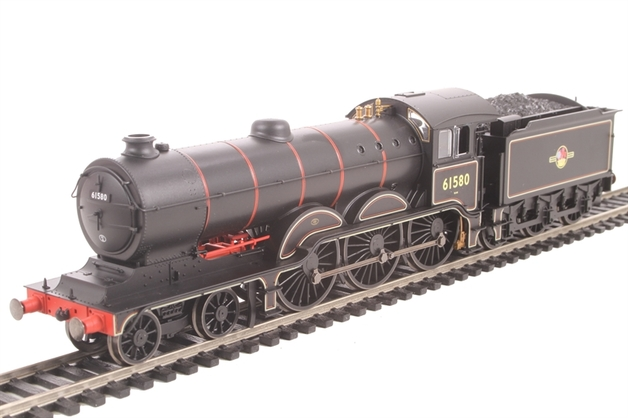 Hornby: BR 4-6-0 Holden B12 Class - BR Late