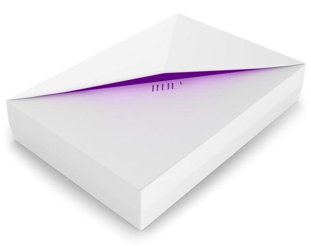 NZXT HUE+ Advanced PC Lighting - White/Purple
