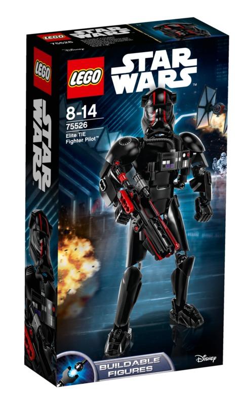 LEGO Star Wars - Elite TIE Fighter Pilot (75526)