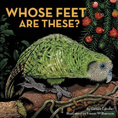 Whose Feet are These? by Gillian Candler
