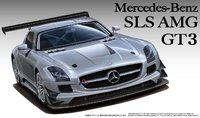 Fujimi: 1/24 Mercedes Benz (SLS AMG GT3) - Model Kit